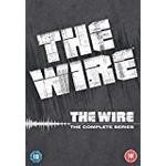 The wire blu ray Filmer The Wire: Complete HBO Season 1-5 [DVD]